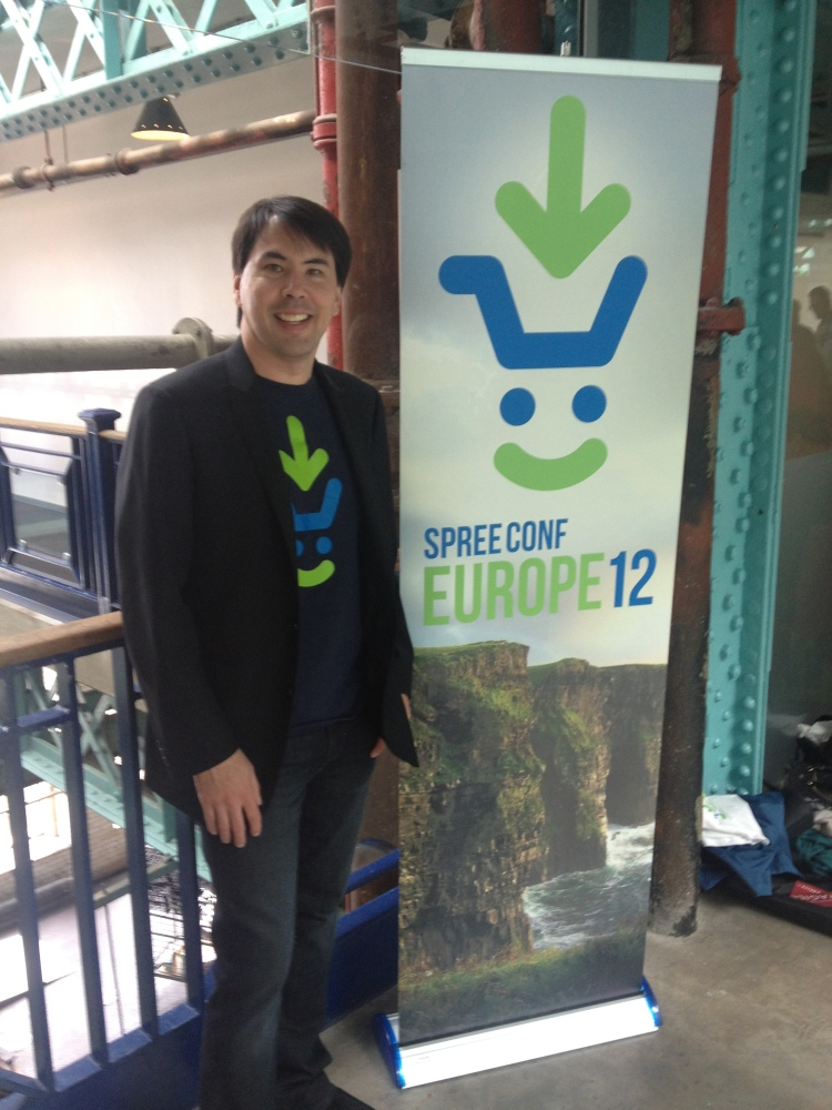 Chris Mar/Spree Conference/Dublin