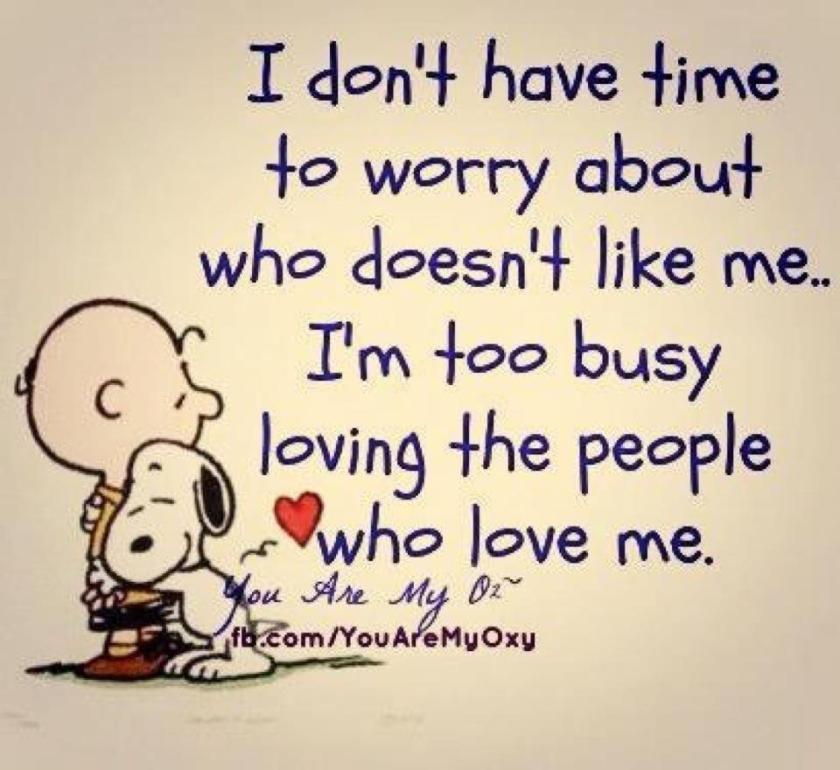 Charlie, Linus, Snoopy, Beaver